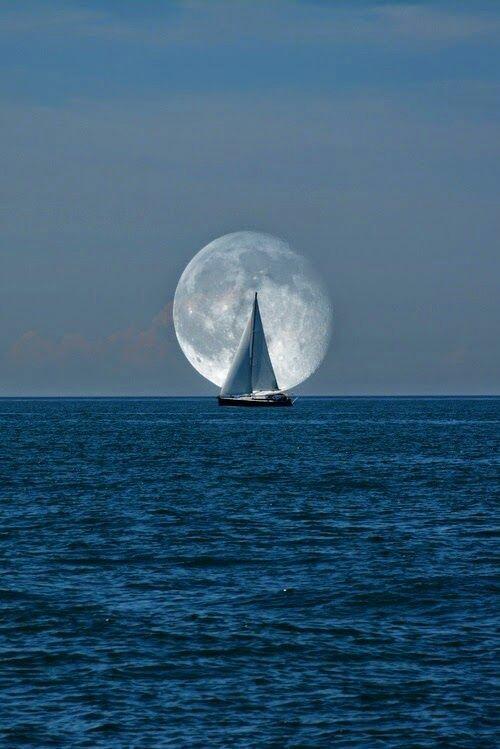 SailBoatOceanOfTheFullMoon